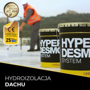 Zestaw do hydroizolacji dachu